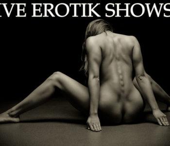 Live Erotik Show buchen